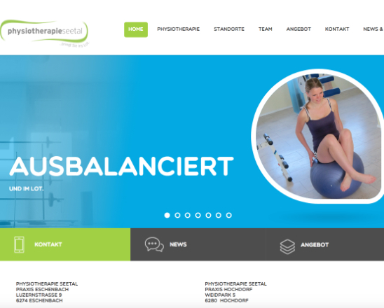 physiotherapie-seetal.ch