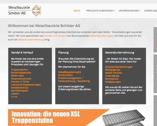 metallbauteile.ch