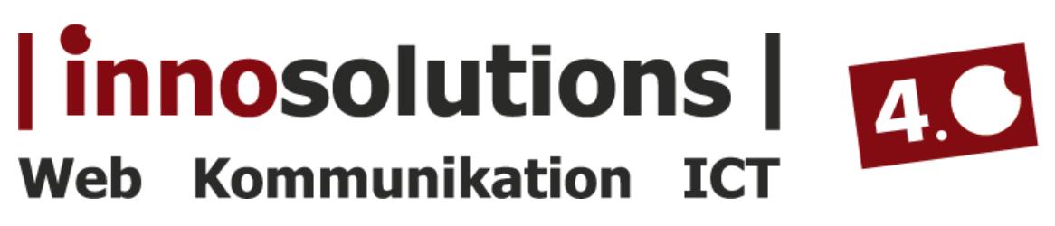 Wir nennen es innosolutions 4.0 - und es beginnt JETZT!